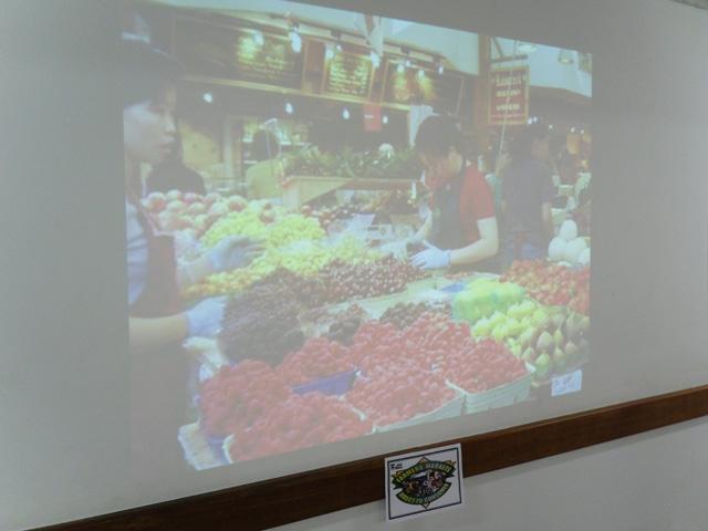 Farmer's Market no 7º ano