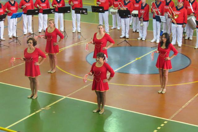 Banda Marcial Marista Master