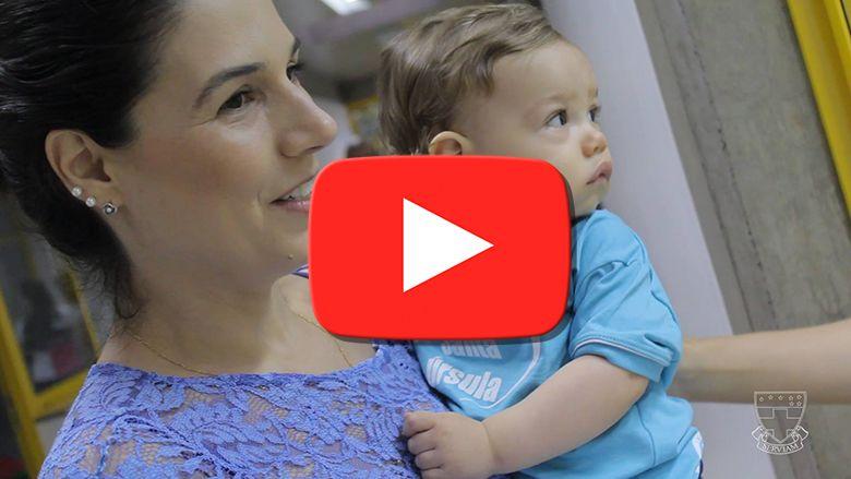 Veja a cobertura em vídeo da volta às aulas