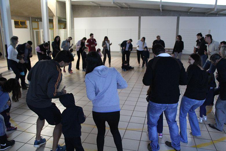 3º dia de Portas Abertas no Berçário e Infantil, confira alguns cliques