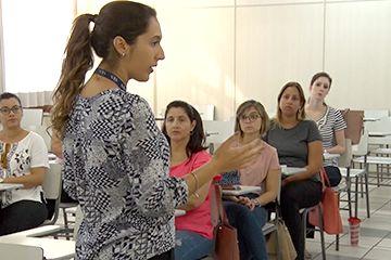 Equipe pedagógica participa de manhã de formação em Competências Socioemocionais