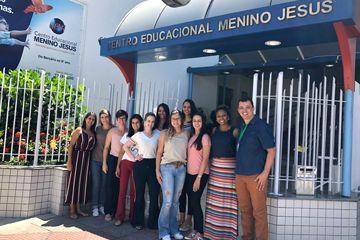 Professoras da Educação Infantil fazem Curso de Formação sobre Montessori em Florianópolis