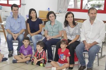 Colégio Santa Úrsula realiza a 'Semana da Família' na Educação Infantil