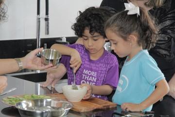 Último dia da Semana da família na Educação Infantil. Confira as fotos desta sexta-feira!