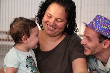 Veja como foi o segundo dia da Semana da Família no Berçário