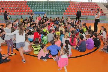 Turmas do Fundamental I participam de Manhã Esportiva no colégio
