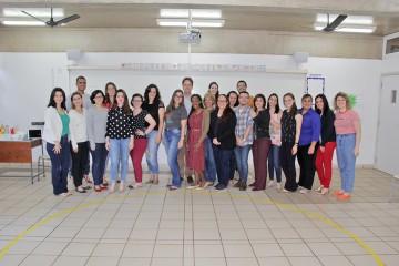 Professores bilíngues do Colégio Santa Úrsula participam do treinamento STEM