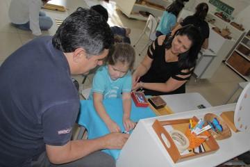 Semana de Portas Abertas na Educação Infantil abre o mês de Santa Úrsula no colégio