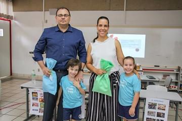 As crianças do Infantil III participaram de uma aula especial sobre Sustentabilidade e Educação Financeira