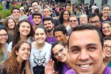 Colégio Santa Úrsula marca presença na prova da 1ª fase da FUVEST