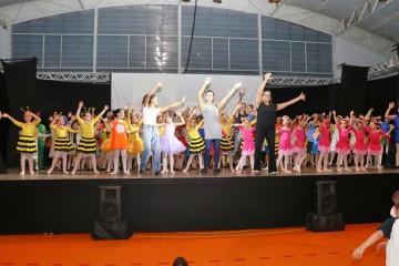 Cobertura fotográfica - Encerramento das atividades de música, dança e teatro