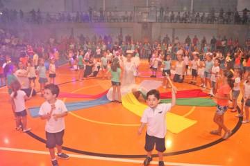 Cobertura fotográfica - Festival de encerramento Educação Infantil, período da manhã