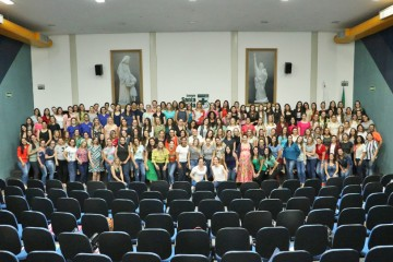 Docentes do Colégio Santa Úrsula participam de Ciclo de Palestras sobre linguagem e transtornos do comportamento