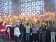 Santa Úrsula visita Aparecida