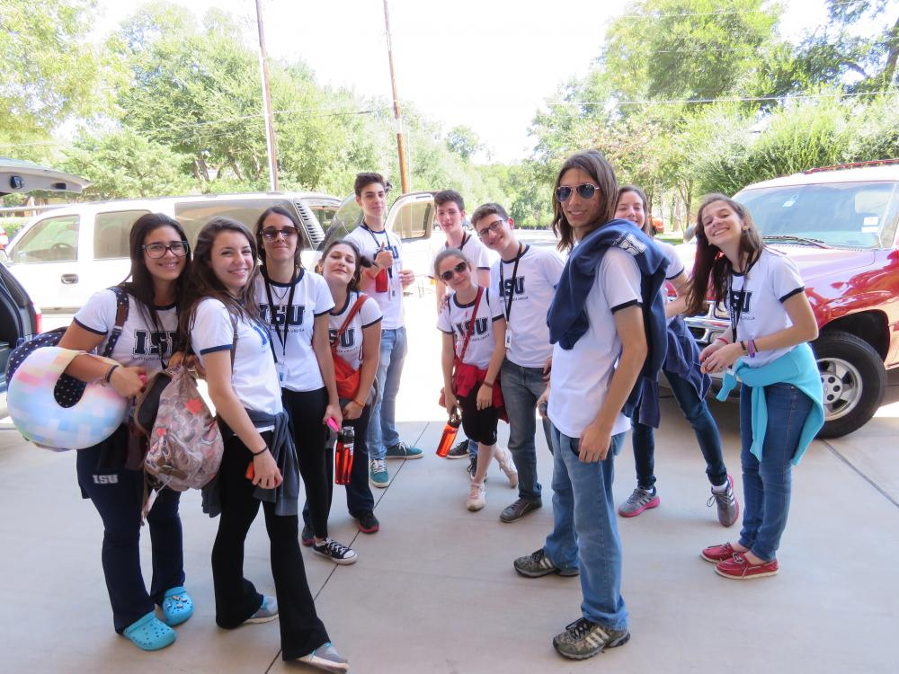 Exchange Dallas 2015: veja como foi o intercâmbio do Santa Úrsula na Ursuline Academy of Dallas