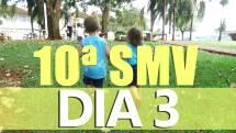 Assista agora a cobertura do terceiro dia da 10ª SMV no colégio