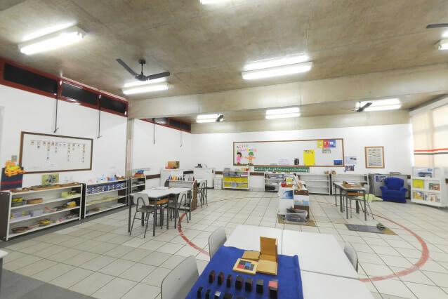 Sala Montessori (Montessori Classroom) - Colégio Santa Úrsula Ribeirão Preto