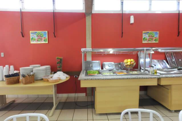 Restaurante do Integral (Elementary School Restaurant) - Colégio Santa Úrsula Ribeirão Preto