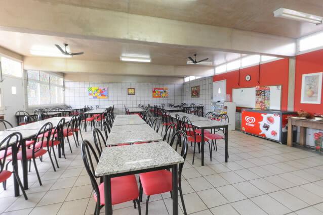 Restaurante Principal (Main Restaurant) - Colégio Santa Úrsula Ribeirão Preto