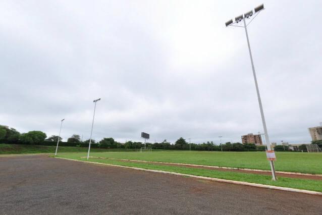 Campo de Futebol (Soccer Field) - Colégio Santa Úrsula Ribeirão Preto