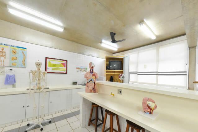 Laboratório (Biology Lab) - Colégio Santa Úrsula Ribeirão Preto